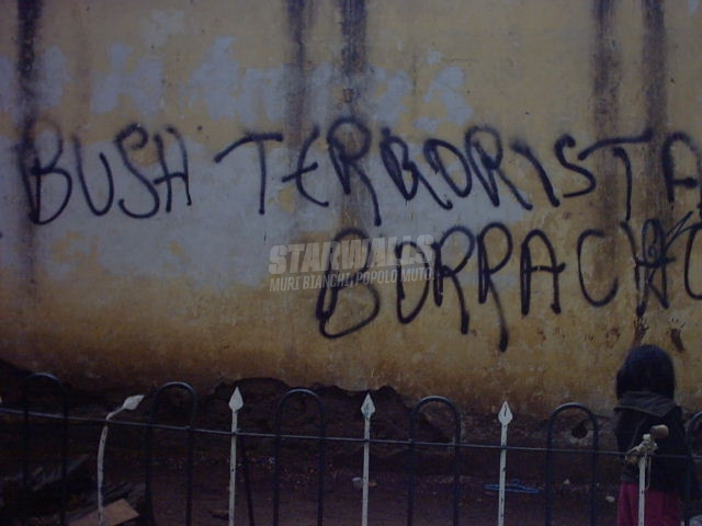 Scritte sui Muri U.S.A. e getta