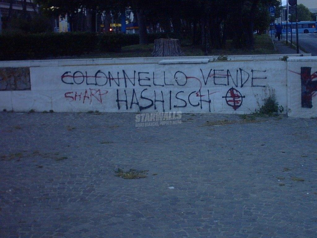 Scritte sui Muri fai uno?
