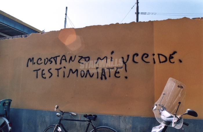 Scritte sui Muri sos
