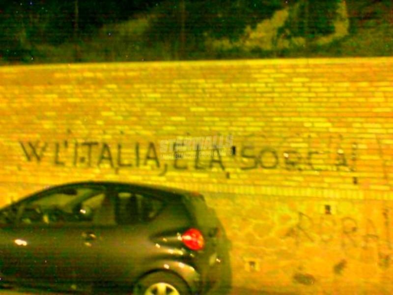Scritte sui Muri WLF