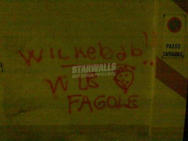 Scritte sui Muri le f(r)agole !?