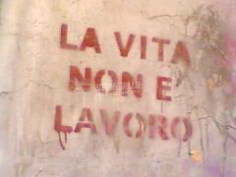 Scritte sui Muri Freedom