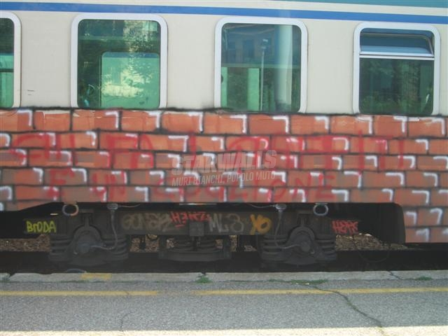 Scritte sui Muri da che pulpito