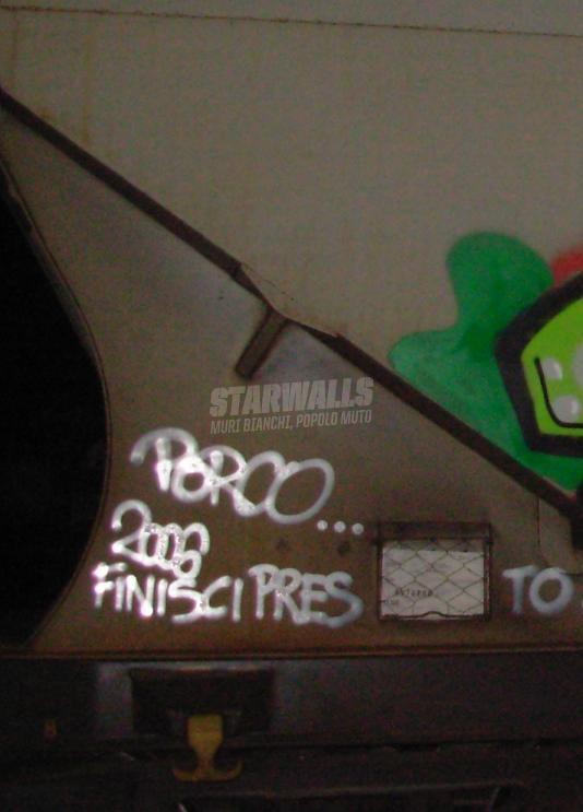 Scritte sui Muri Anno di m***a