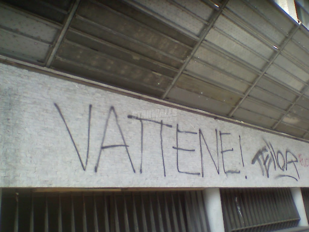 Scritte sui Muri Vai via