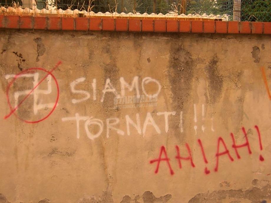 Scritte sui Muri Paura?