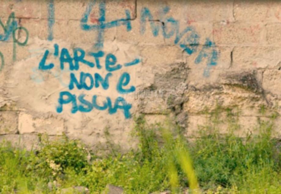 Scritte sui Muri Osservazione attenta