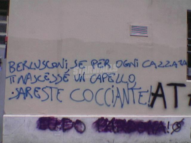 Scritte sui Muri Equazione politica di Cesare Ragazzi
