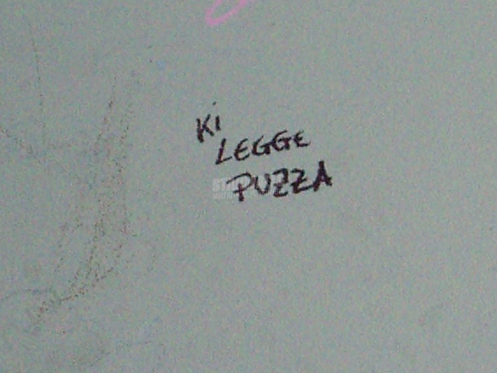 Scritte sui Muri scherzetto...