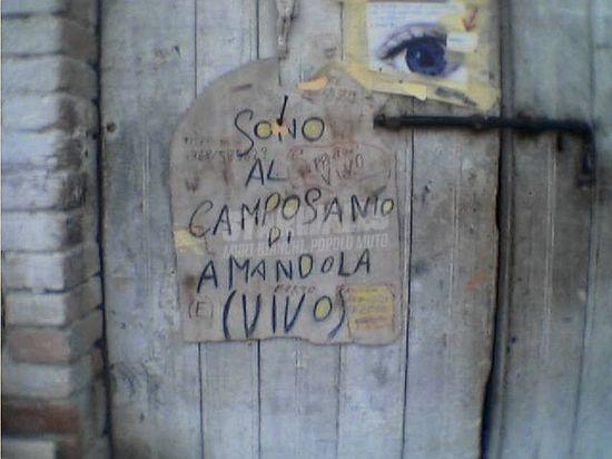 Scritte sui Muri Sia chiaro