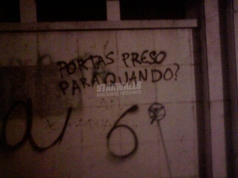 Scritte sui Muri in attesa di risposta