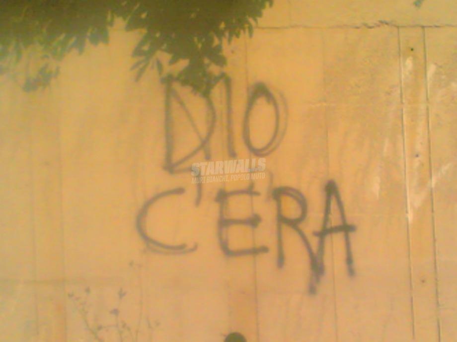 Scritte sui Muri Una volta