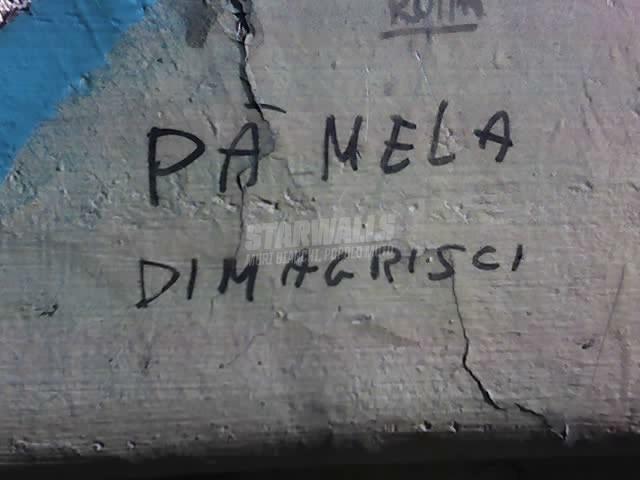 Scritte sui Muri vita snella