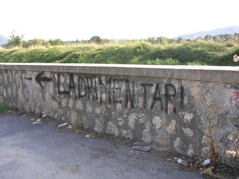 Scritte sui Muri non è un discount