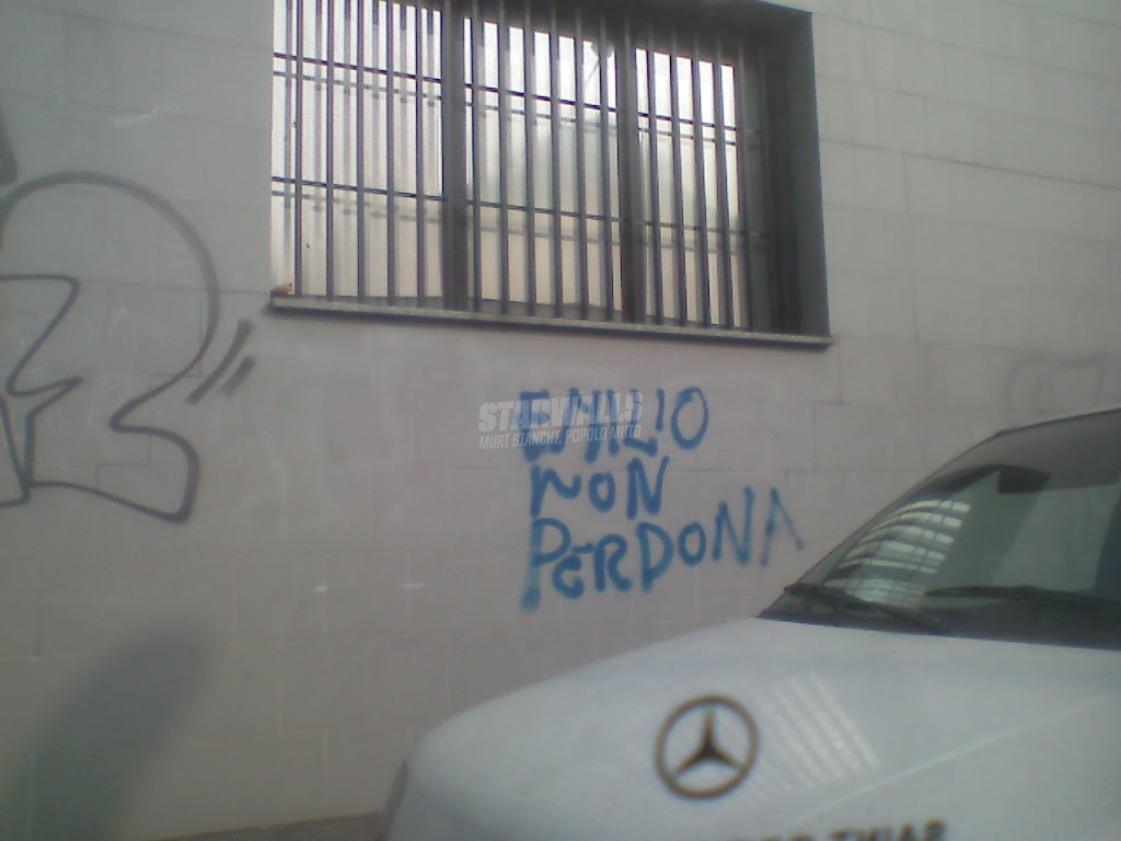 Scritte sui Muri Vendicativo