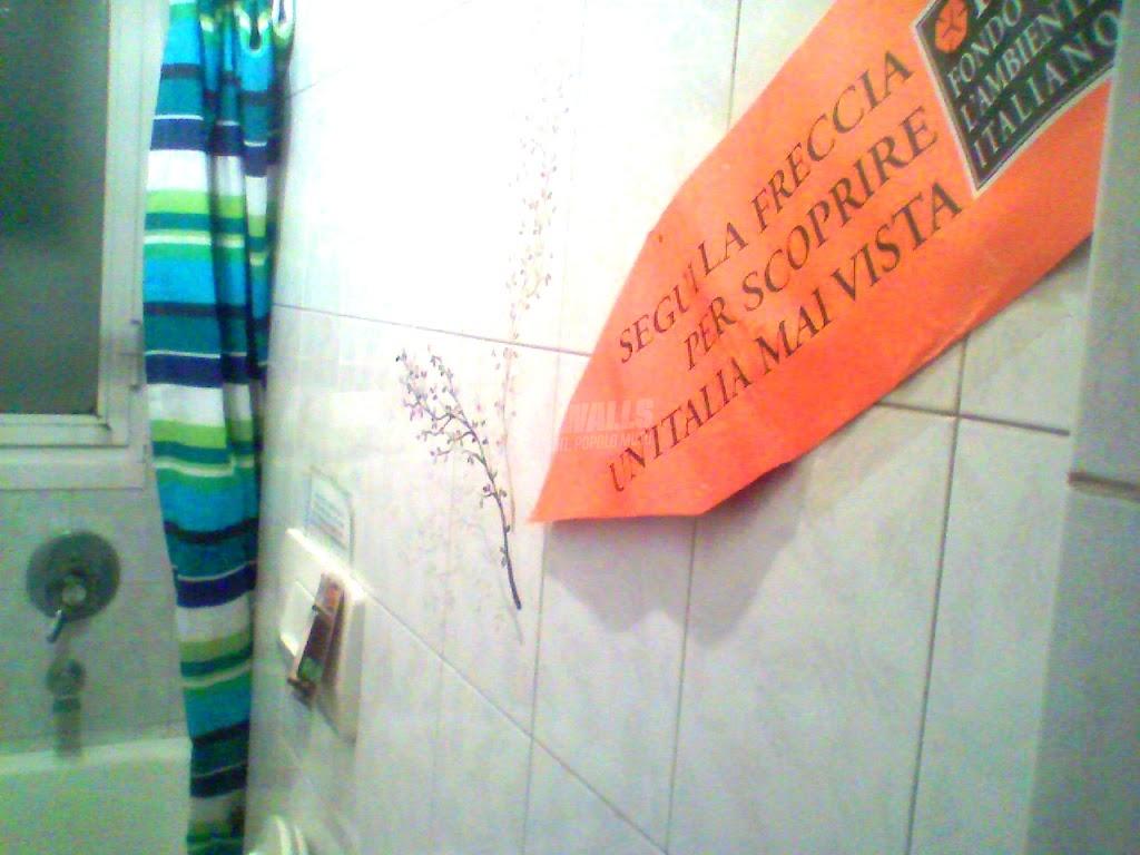 Scritte sui Muri Indicazioni utili