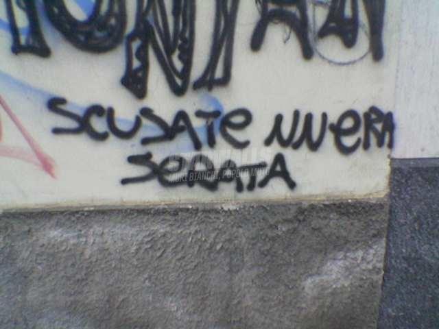 Scritte sui Muri Serata