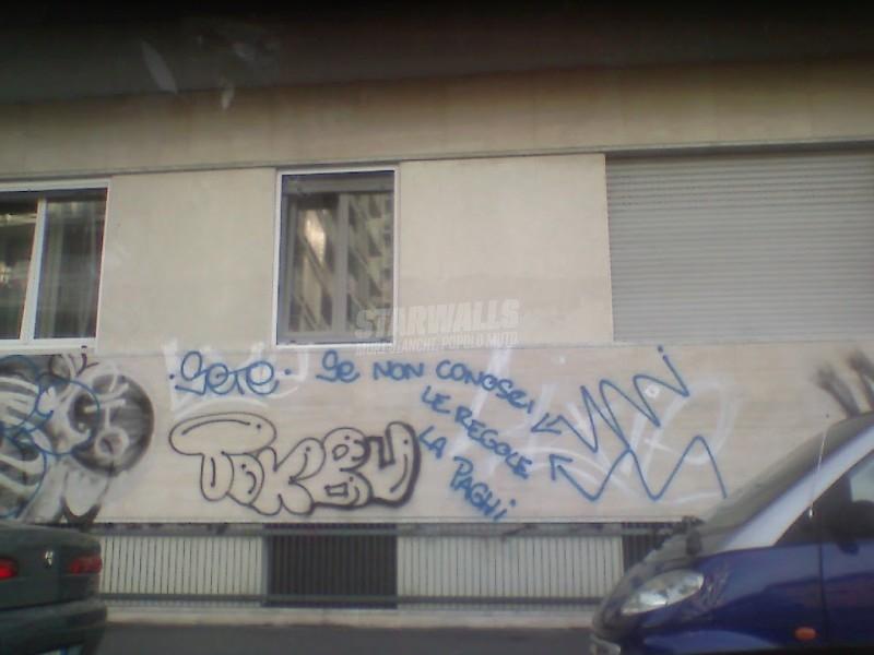 Scritte sui Muri Capito?
