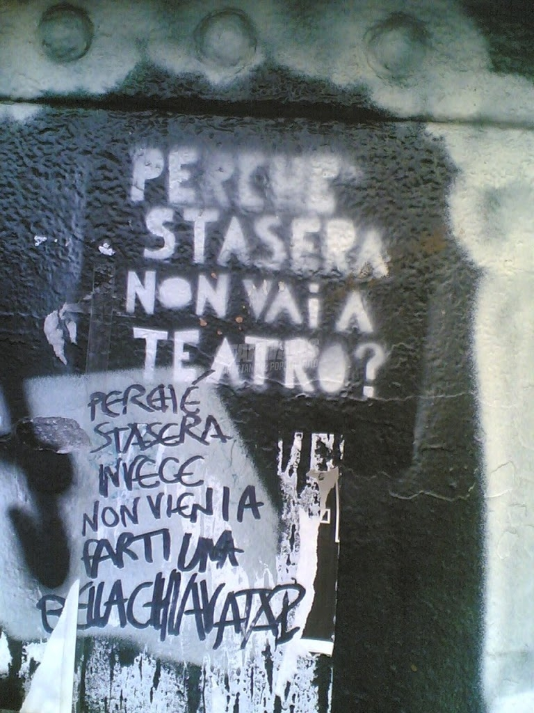 Scritte sui Muri Alternative