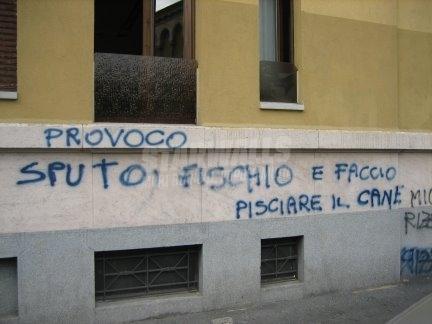 Scritte sui Muri Poliedrico