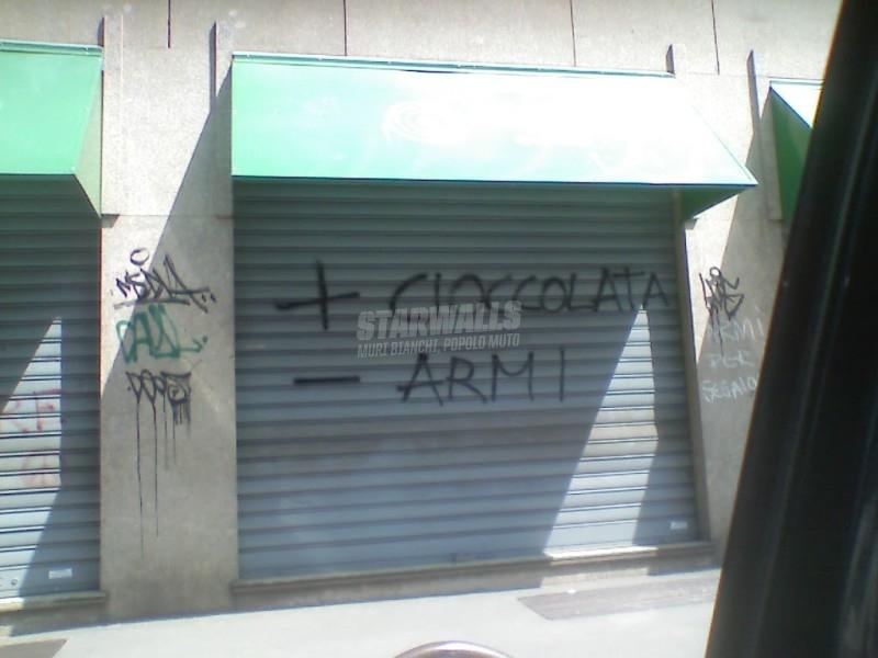 Scritte sui Muri Addolciamoci