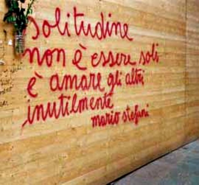 Scritte sui Muri Punti di vista