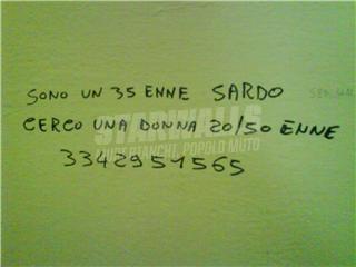 Scritte sui Muri Target ampio