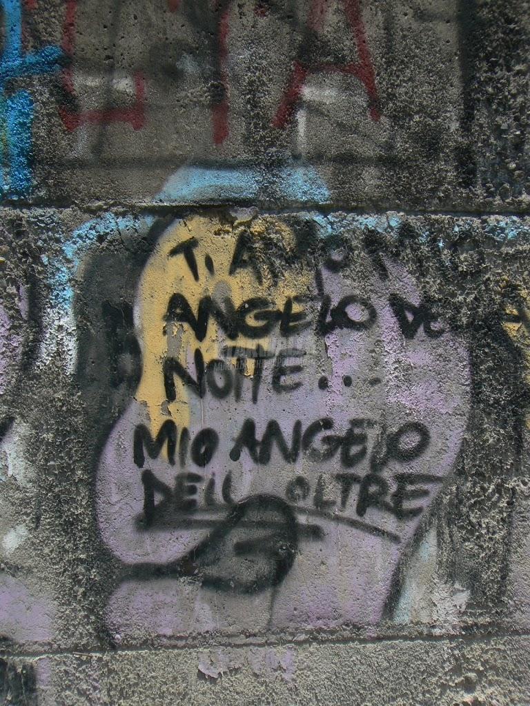 Scritte sui Muri Je t'aime