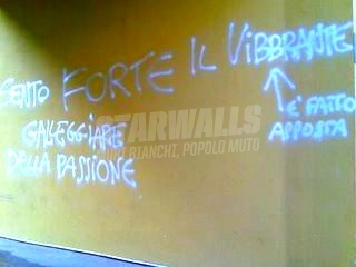 Scritte sui Muri Good vibrations