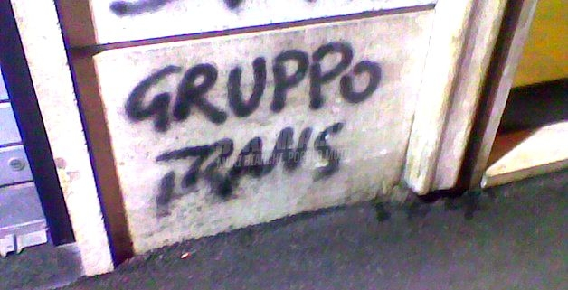 Scritte sui Muri lapo&ronaldo?