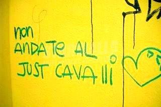 Scritte sui Muri Troppo pettinato