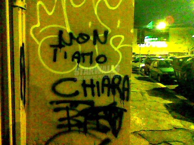 Scritte sui Muri la chiarezza di chiara ..