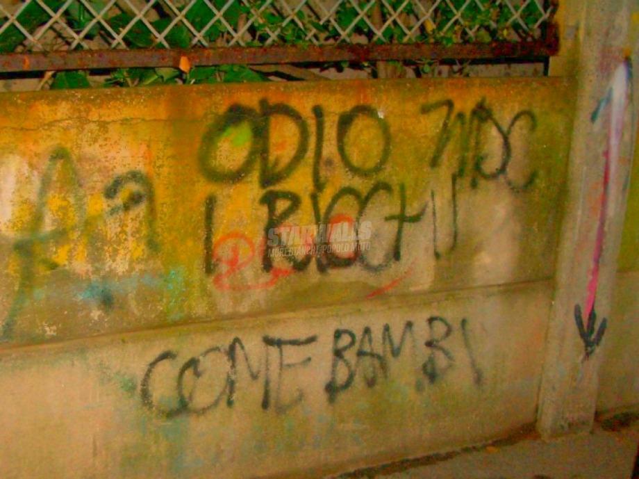 Scritte sui Muri Lotta di classe