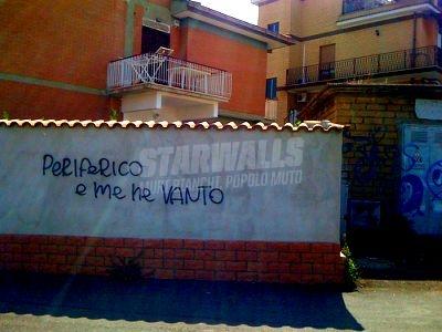 Scritte sui Muri Ghetto pride