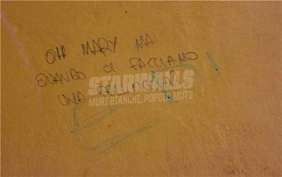 Scritte sui Muri proposte