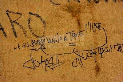 Scritte sui Muri Così fan tutti