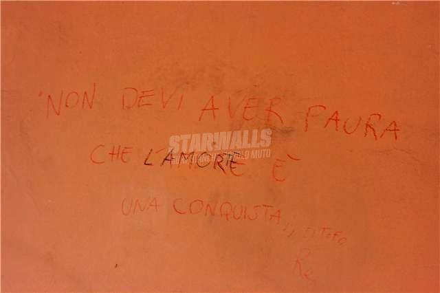 Scritte sui Muri mettiti in gioco