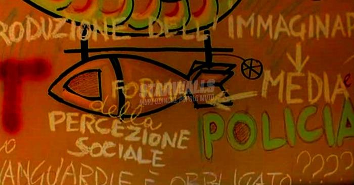 Scritte sui Muri comunicazione