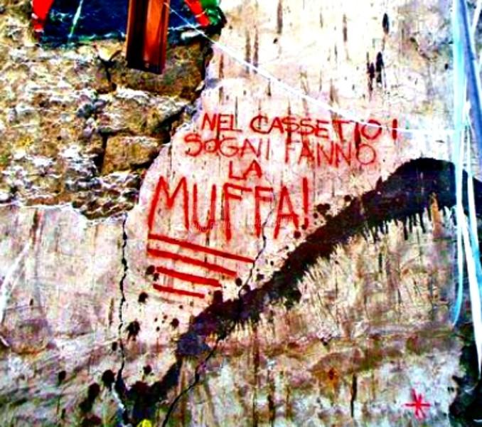 Scritte sui Muri Aprilo