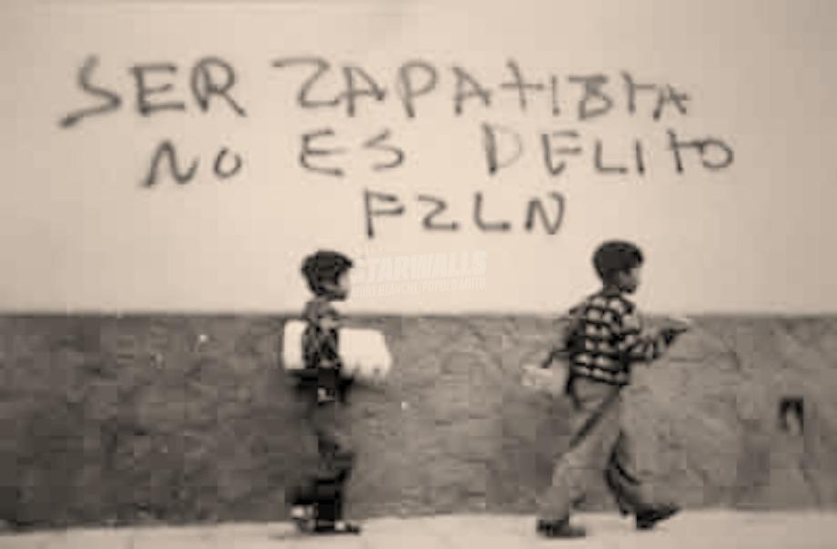 Scritte sui Muri Todo para todos nada para nosotros