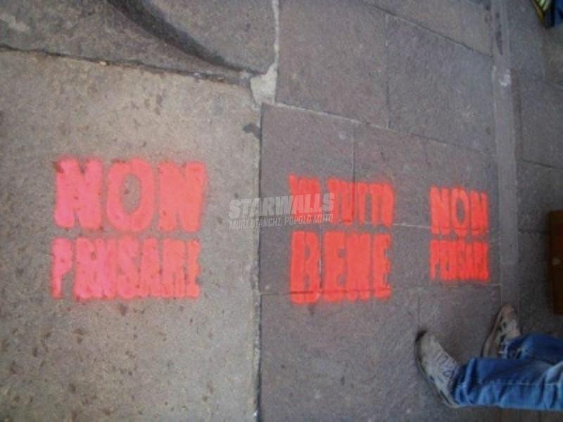 Scritte sui Muri Tutto rego