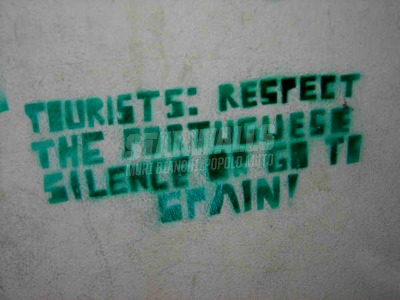 Scritte sui Muri Zitti o smammate