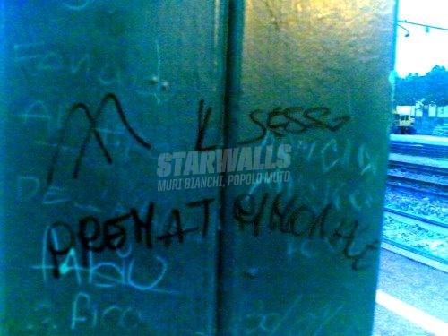 Scritte sui Muri Anticonformismi