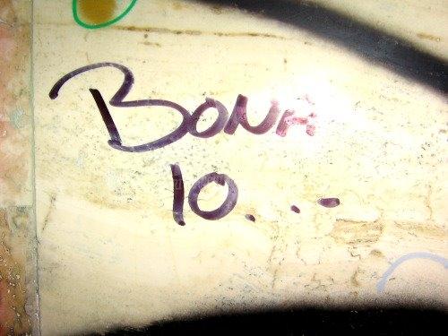 Scritte sui Muri autostima