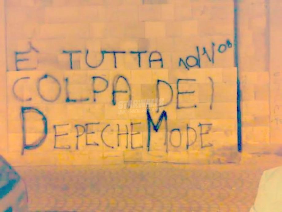 Scritte sui Muri Capro espiatorio