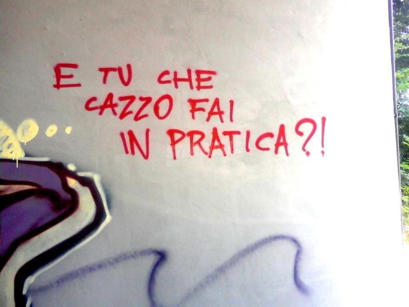 Scritte sui Muri Spiega un pò