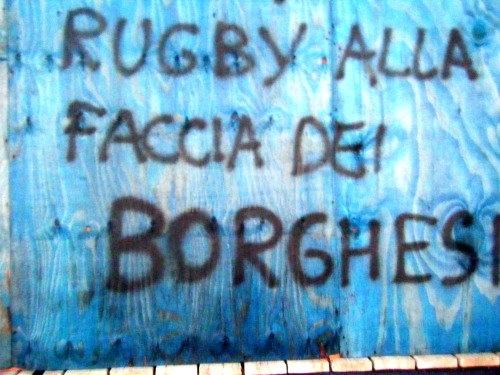 Scritte sui Muri Sport di .. classe