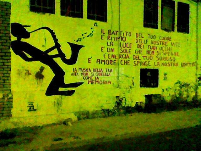 Scritte sui Muri Dedicato a te