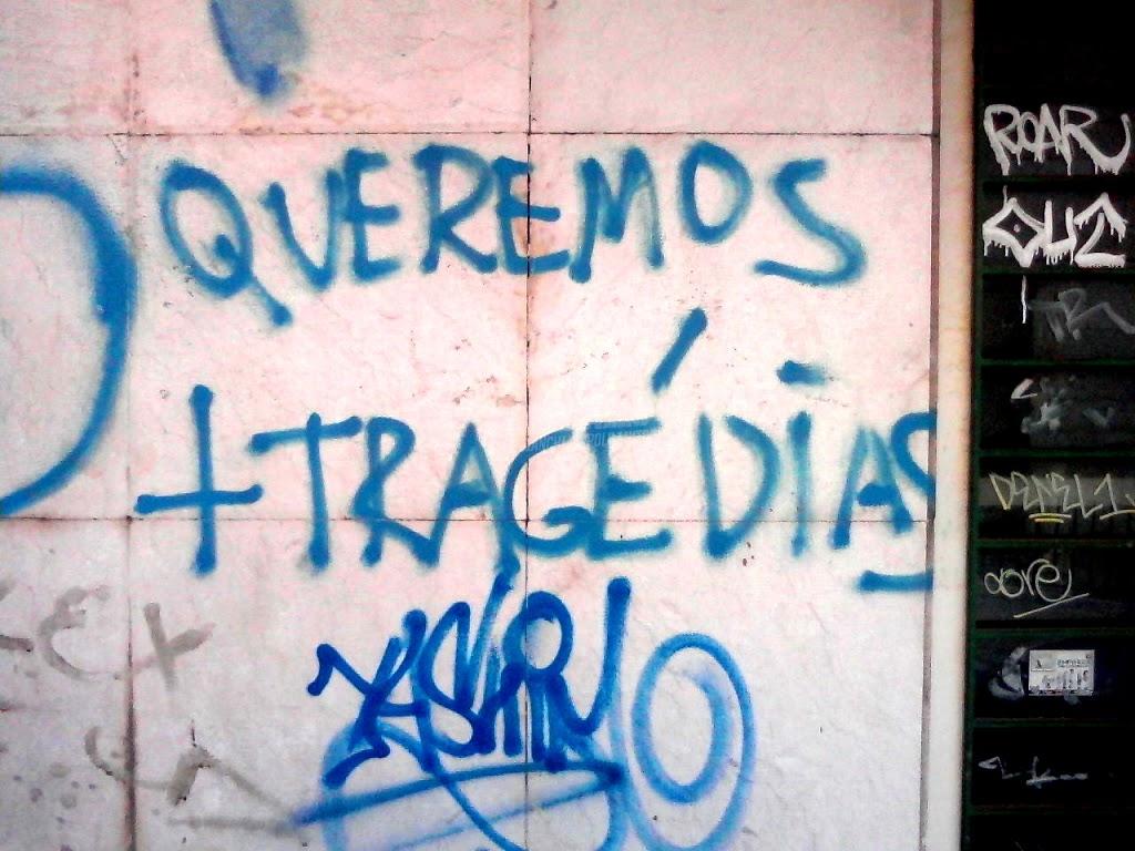 Scritte sui Muri basta commedie