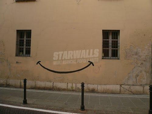 Scritte sui Muri sorridi